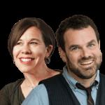 Grant Faulkner and Brooke Warner