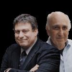 Richard Peña and Phillip Lopate